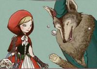 Chuyện Cô Bé và Sói Mẹ