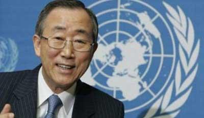 Phỏng vấn Tổng thư ký LHQ Ban Ki Moon