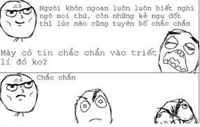 Lang thang đi tìm 'Minh Triết'